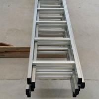 图片 铝合金直梯