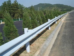 图片 高速公路双波护栏板