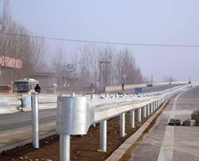 图片 公路B级防撞护拦板