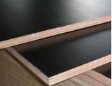 黑模 覆膜建筑模板 覆膜清水模板厂家