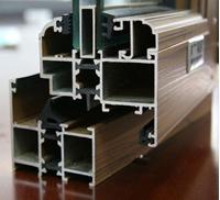 图片 断桥铝型材
