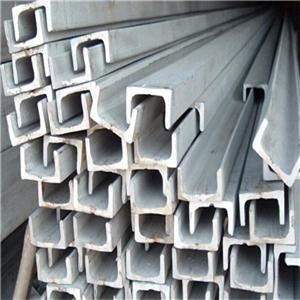 图片 热轧不锈钢槽钢
