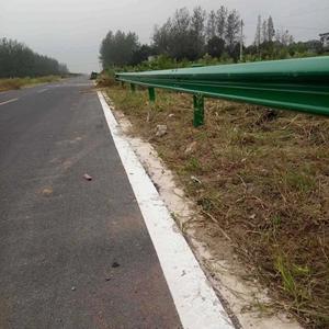 图片 乡村公路护栏