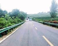 图片 乡村公路喷塑护栏板