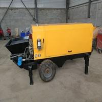 图片 混凝土输送泵价格