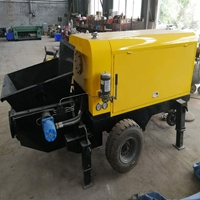图片 混凝土搅拌输送泵