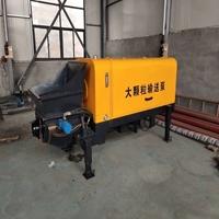 图片 二次构造混凝土拖泵