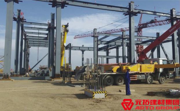 山西大同阳高电厂项目工程使用元拓木模板